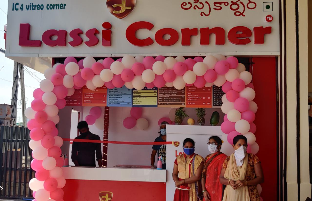 lassi shop